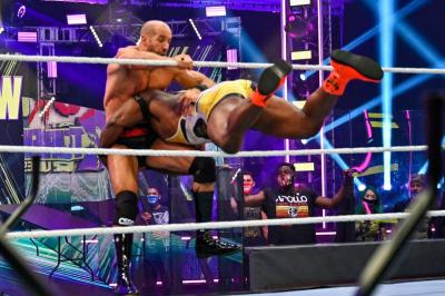 WWE Extreme Rules 19/07/2020 report (1/3) - A Horror Extreme Story