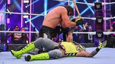 WWE Extreme Rules 19/07/2020 report (2/3) - A Horror Extreme Story