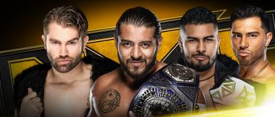 WWE NXT report - 12/08/2020 - parte II - Unfinished business