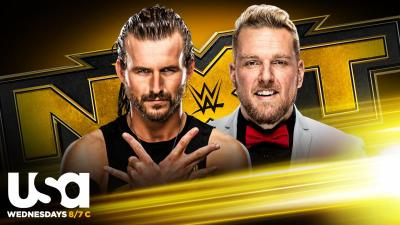 WWE NXT report - 19/08/2020 - parte II - Face to face