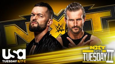 WWE NXT report - 08/09/2020 - parte I - we have a new King