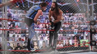 WWE RAW 14/09/2020 report (3/3) - The Heart Business