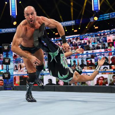 WWE SmackDown 18/09/2020 report (1/3) - MITB a rischio
