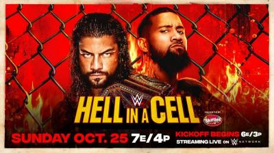 WWE Hell in a Cell 2020: i nostri pronostici