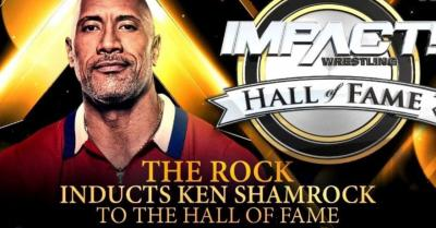 """Dalla WWE a Impact Wrestling: The Rock """"appare"""" a Bound for Glory *VIDEO*"""