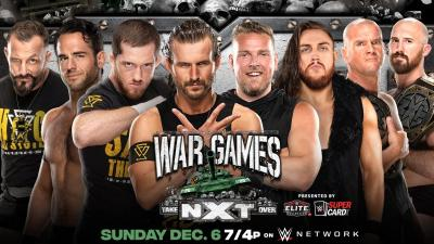NXT TakeOver War Games 2020: le nostre pagelle