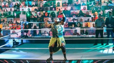 WWE: Keith Lee compare in una importante Top 10 annuale