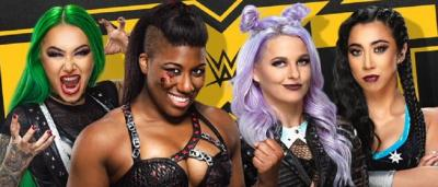 WWE NXT report - 10/02/2021 - parte II - The way to lose