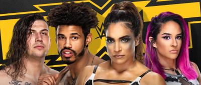 WWE NXT report - 17/02/2021 - parte II - Celebration time