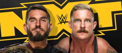 WWE NXT report - 24/02/2021 - parte I - Silence please