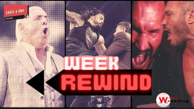 Eagle & Ono Week Rewind #1: Ric Flair, Reigns, Orton... - VIDEO