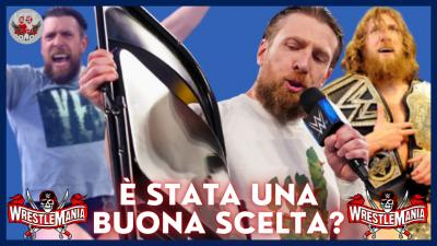 Eagle Talks - Daniel Bryan nel Main Event: Si o no?