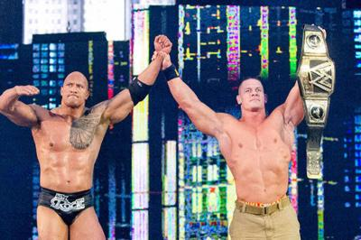 Show Stopper - WrestleMania 29: Twice in a lifetime