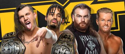 WWE NXT report - 14/04/2021 - parte I - MSK are ready for everybody