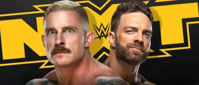 WWE NXT report - 20/04/2021 - parte I - Good Knight
