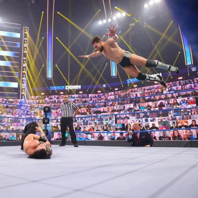 WWE SmackDown 30/04/2021 report (3/3) - Carriera in bilico