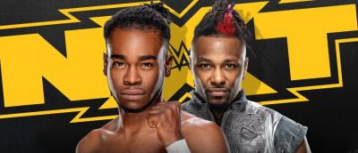 WWE NXT report - 04/05/2021 - Fight Anywhere