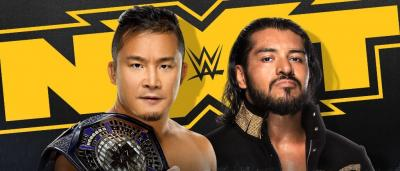 WWE NXT report - 11/05/2021 - parte III - 2 out of 3 falls