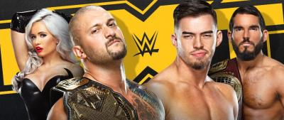 WWE NXT report - 11/05/2021 - parte I - You can't Kross the bar