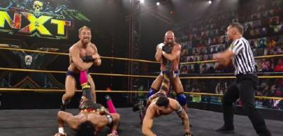 WWE NXT report - 18/05/2021 - parte II - Tag Team Collision