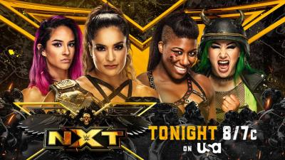 WWE NXT report - 25/05/2021 - parte I - N 1 contender's womens tag team match