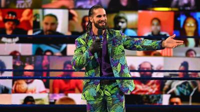 WWE SmackDown 28/05/2021 report (2/3) - Seth Rollins Daily Recap