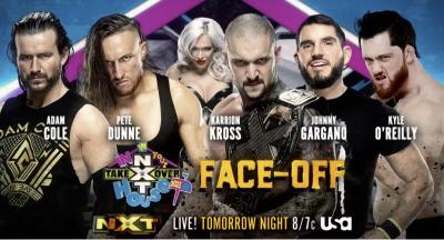 WWE NXT report - 08/06/2021 - parte III - FACE-OFF