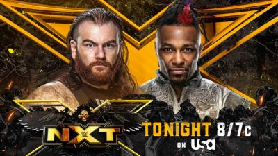 WWE NXT report - 08/06/2021 - parte I - ROW time