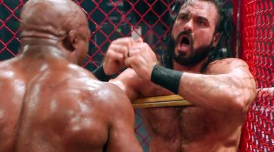 WWE Hell In A Cell 2021 report (3/3) - Allmighty violence