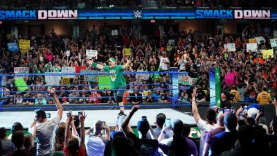 WWE SmackDown 23/07/2021 Report (1/3) - The Champ Is Here