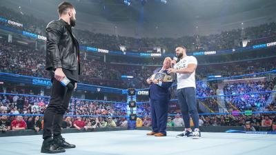 WWE SmackDown 23/07/2021 Report (3/3) - Challenge Accepted