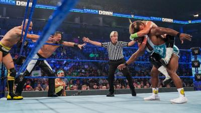 WWE SmackDown 30/07/2021 report (3/3) - Boss time