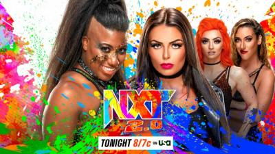 WWE NXT report - 05/10/2021 - parte I - NXT is Toxic
