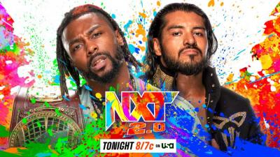 WWE NXT report - 12/10/2021 - parte III - North American Title time
