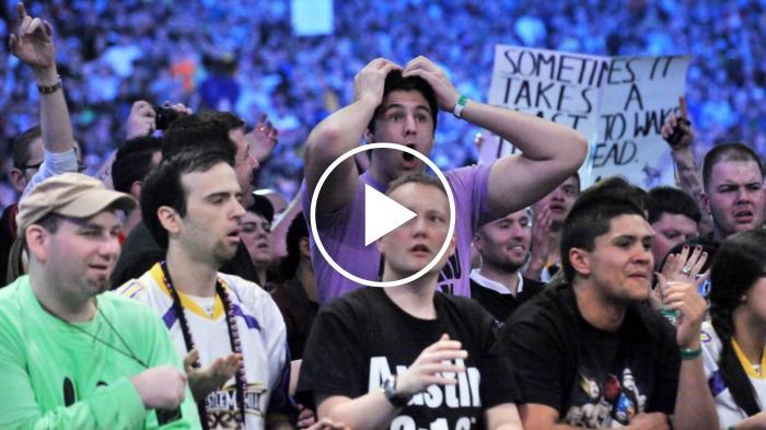 Ritorno shock a Raw: i fan della WWE rimangono a bocca aperta *SPOILER*