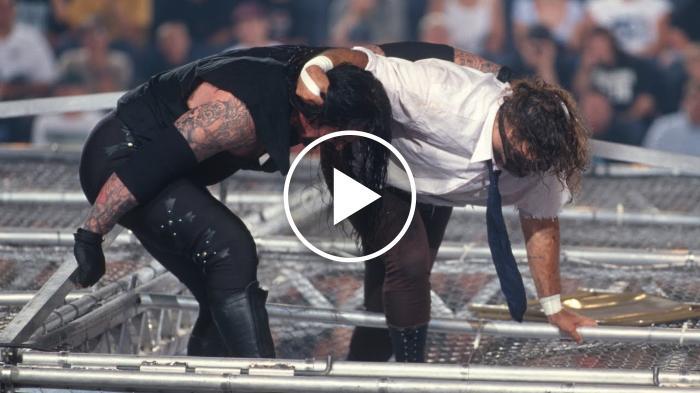 """Undertaker e Mankind in coro: """"Hell in Cell? Sfiorata la catastrofe"""""""
