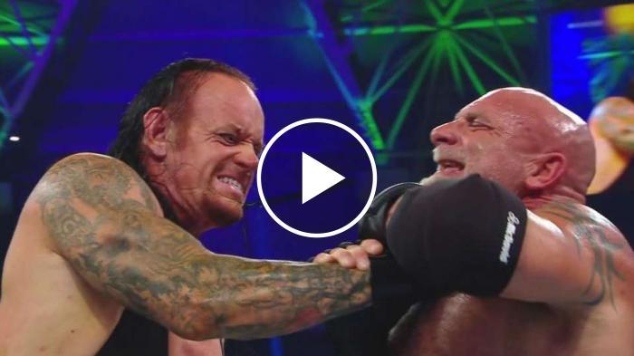 WWE, Goldberg ripensa al match con Undertaker: è severissimo con se stesso