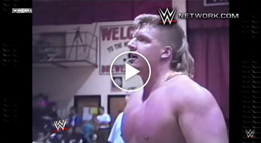 Alla scoperta di Triple H: la storia del King of Kings