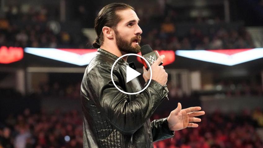 "Seth Rollins incensa una Superstar di NXT: ""Ha un grande potenziale"""