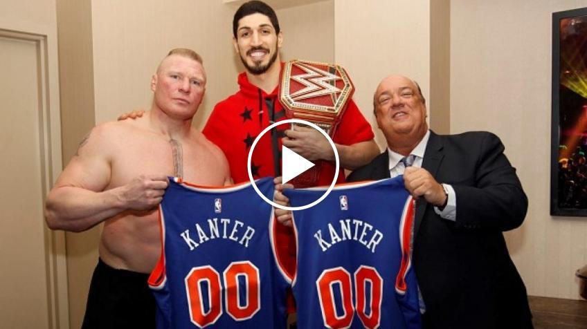 Stella della NBA contratta già un futuro in WWE dopo il ritiro dal basket