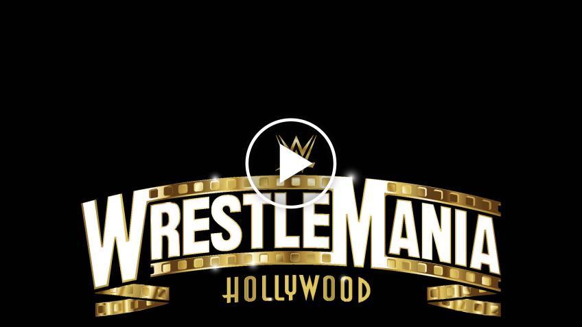 WrestleMania 37 a Hollywood: la WWE diffonde il promo ufficiale
