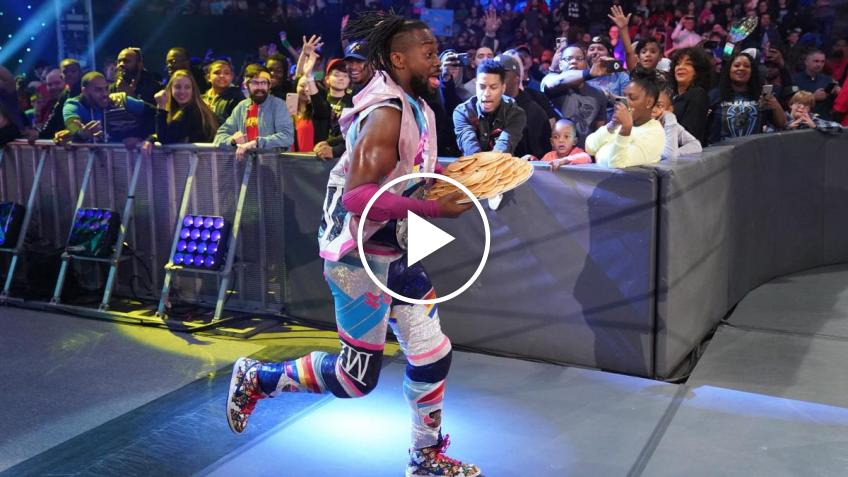 WWE, Kofi Kingston a sorpresa: citato Terence Hill su Twitter