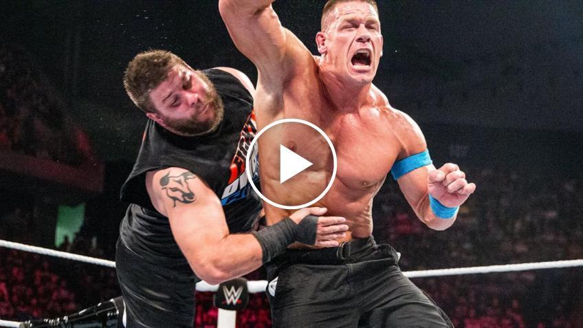 WWE Uncut Gems #2 - John Cena vs Kevin Owens: Elimination Chamber 2015