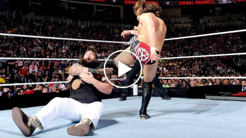 WWE Uncut Gems #3 - Daniel Bryan vs Bray Wyatt: Royal Rumble 2014