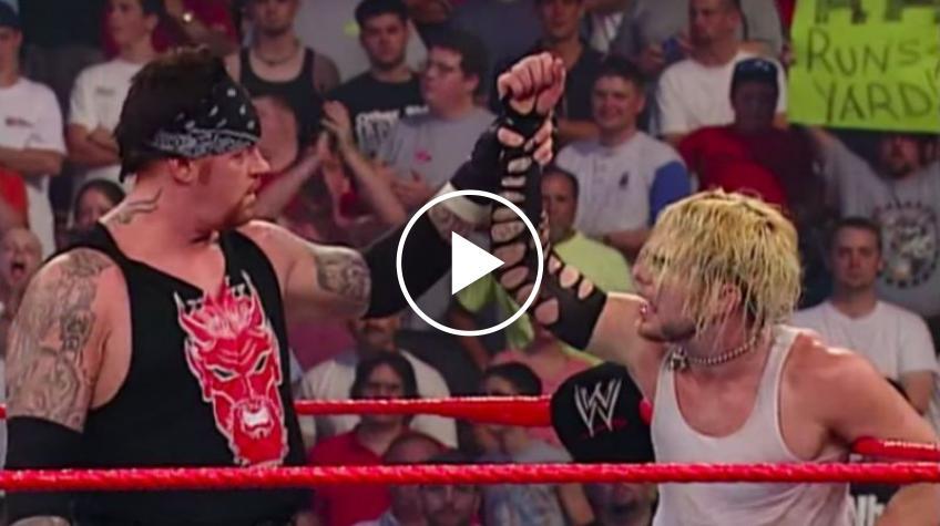 WWE Uncut Gems #11 - The Undertaker vs Jeff Hardy, Ladder Match: Raw, 1 luglio 2002