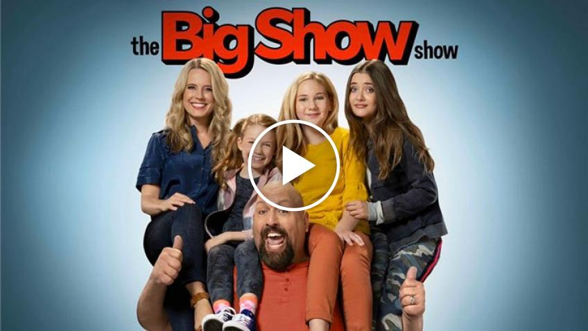 Dalla WWE a Netflix: ecco il trailer della nuova serie TV con Big Show