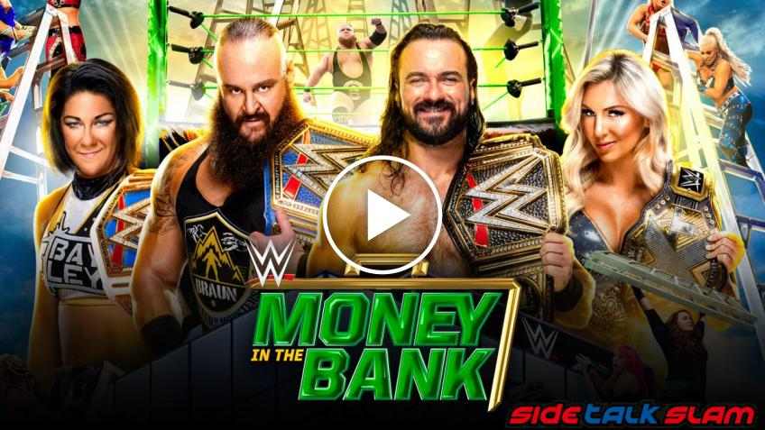 SideTalk Slam #50 - WWE, c'è vita oltre il Money In The Bank?