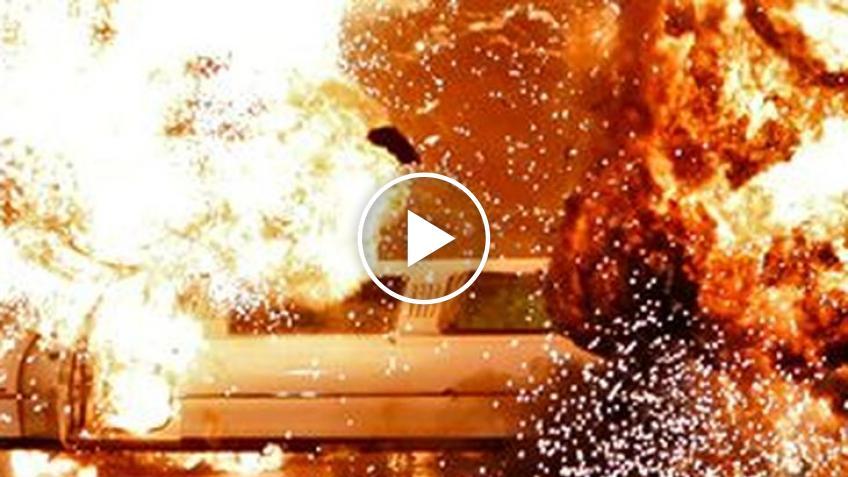 Non si scherza con il fuoco: quando la WWE fa boom