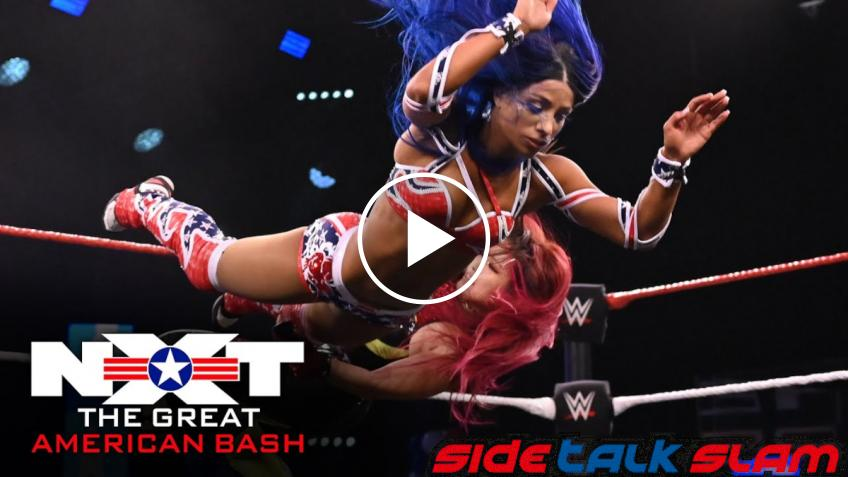 SideTalk Slam #60 - NXT Great American Bash