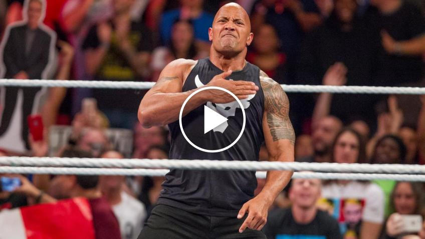 The Rock commenta i fatti di Capitol Hill e pubblica un video significativo